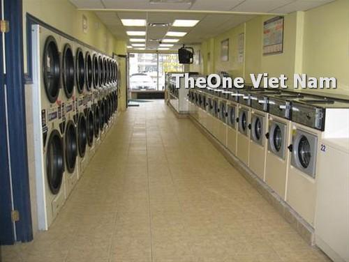 lắp đặt hệ thống giặt công nghiệp