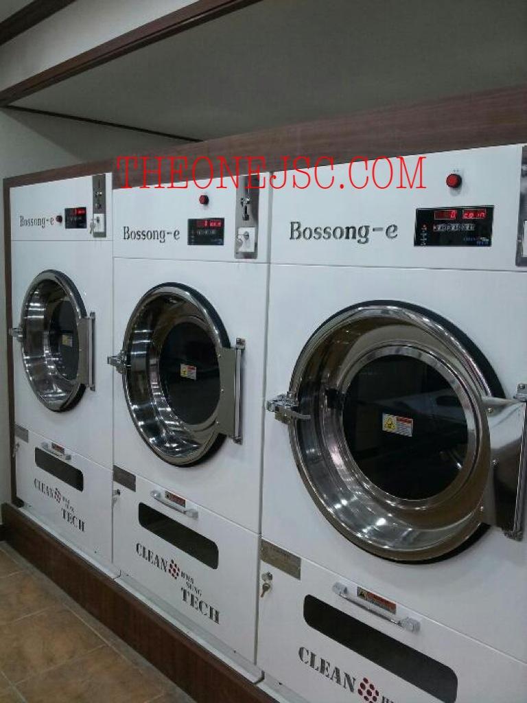 Tiệm giặt là công nghiệp tại Hàn Quốc