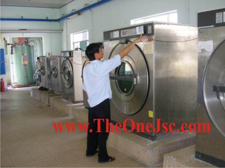 máy giặt công nghiệp TheOne