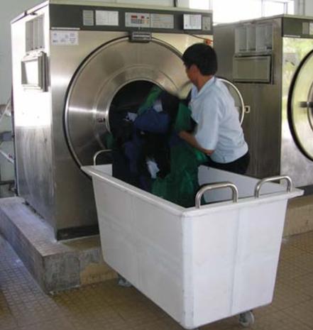Máy giặt công nghiệp cỡ lớn