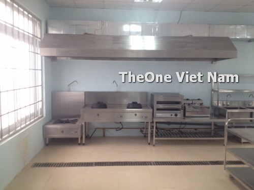 lắp đặt thiết bị inox cho nhà máy THIÊN NAM SUNRISE NAM ĐỊNH