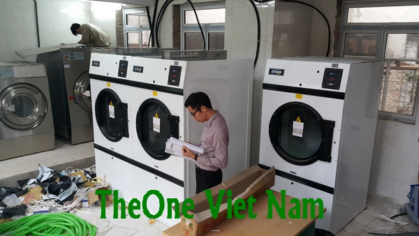 Thi công dây chuyền giặt dự án lọc dầu Nghi sơn