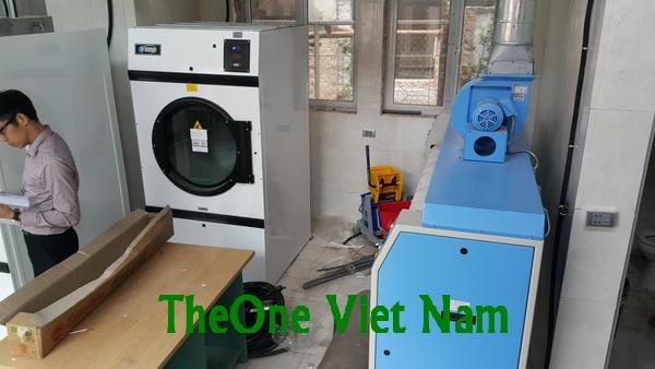 Thi công bếp inox công nghiệp & Thiết bị giặt là cho DỰ ÁN LỌC DẦU NGHI SƠN