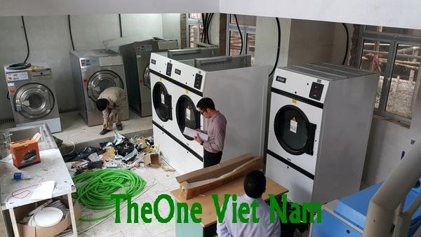 Cung cấp máy giặt cho dư án lọc dầu nghi sơn